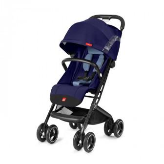 Комбинирана детска количка GB Qbit+ Sapphire Blue GB 10012