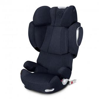 Стол за кола Solution Q3 Fix Plus Midnight Blue 15-36 кг. Cybex 10014