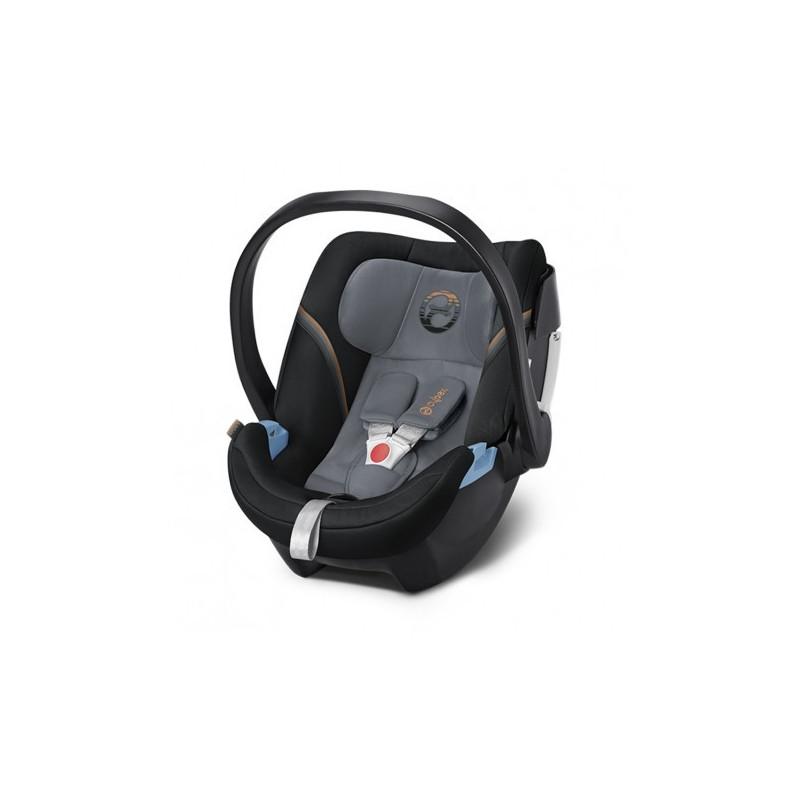 Стол за кола Cybex Aton 5 Pepper black 0-13 кг.  10022