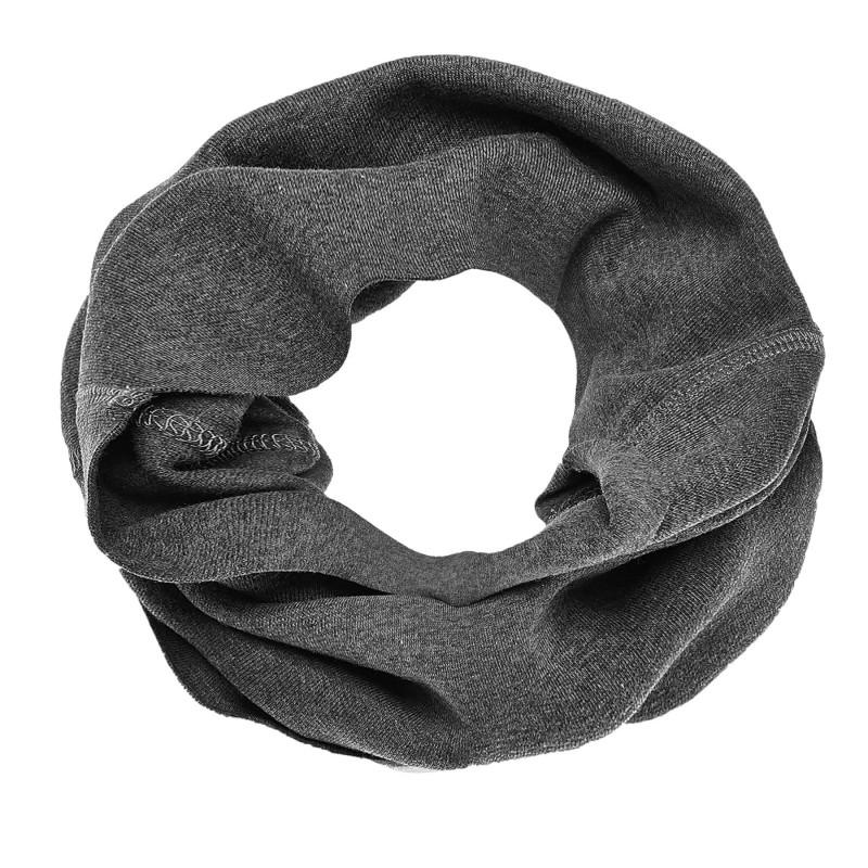 памучна сива шал-яка  100225