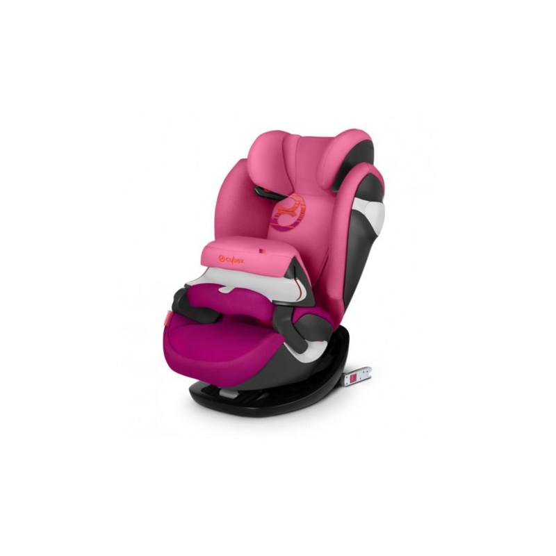 Стол за кола Cybex Pallas M Fix Passion Pink 9-36 кг.  10024