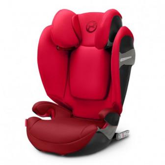 Стол за кола Cybex Solution S Fix Rebel red 15-36 кг. Cybex 10025