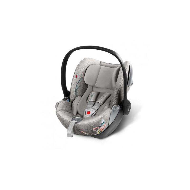 Стол за кола Cybex Cloud Q Koi mid grey 0-13 кг.  10027