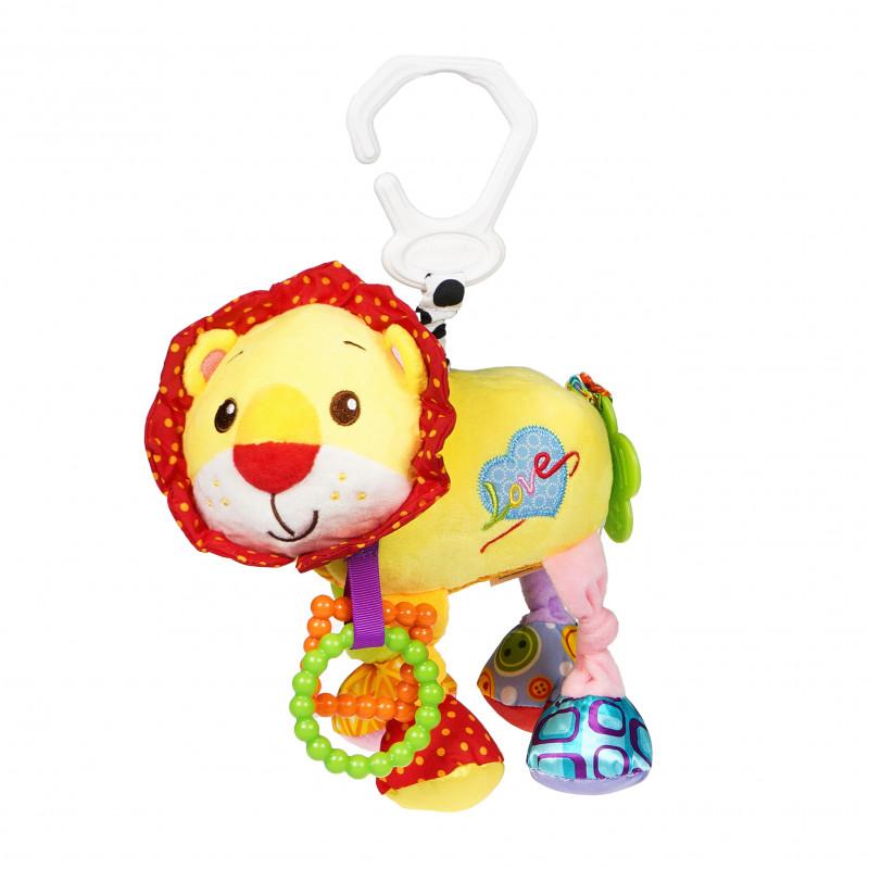 Вибрираща играчка лъв  100468