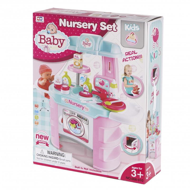 Детски комплект за игра Baby Nursеry  100610