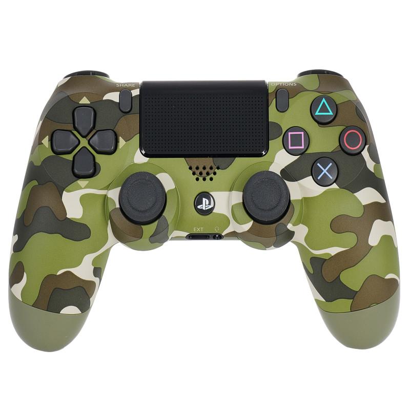 Контролер безжичен Dualshok V2 PS4, зелен  100984