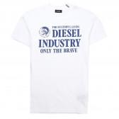 Памучна тениска за момче Diesel 10150