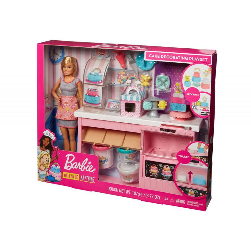 Барби комплект за приготвяне на сладкиши за момиче  101715
