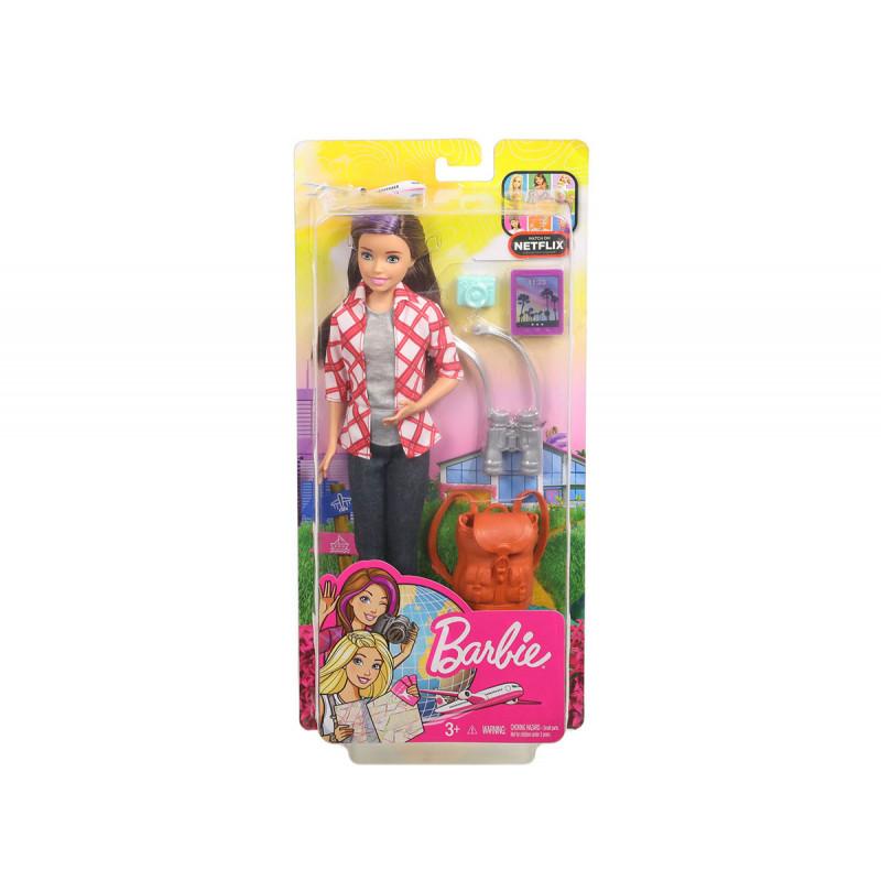 Барби на път Кукла Скипър за момиче  101879
