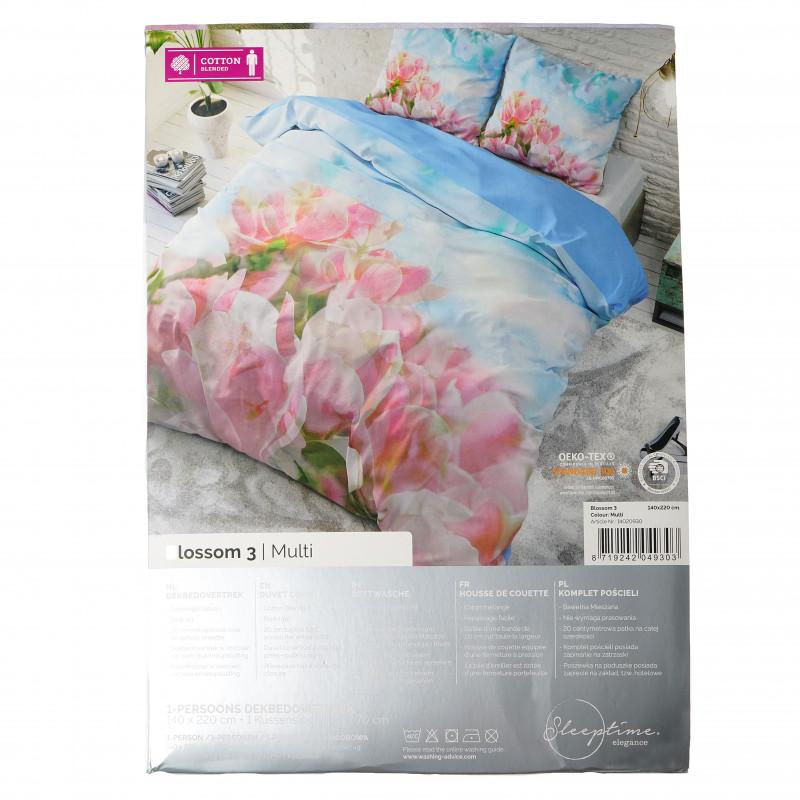 Памучен спален комплект от 2 части Blossom 3, 140х220 см.  102218