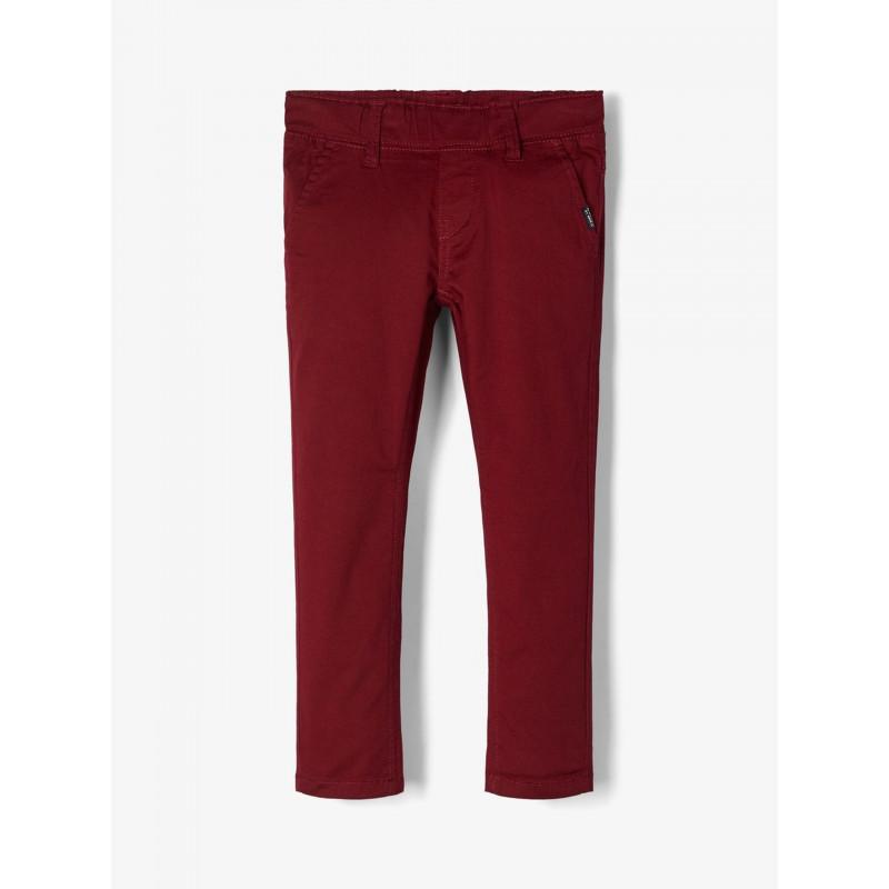 Панталон със скрит цип за момче  102556