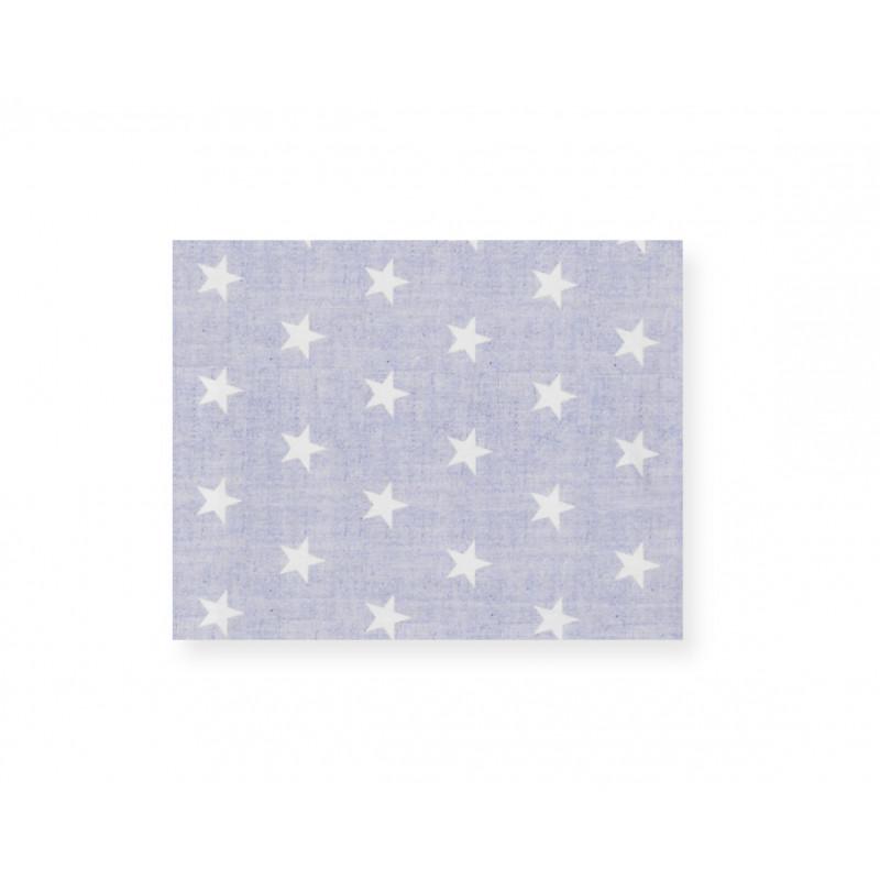 Бебешко чувалче за количка, синьо на звездички  102681