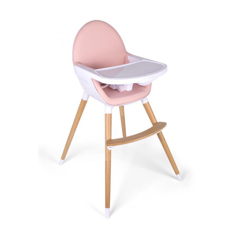 Стол за хранене Baby Grow Rosa Interbaby, розов  102761