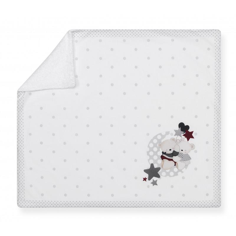 Бебешко одеало/кърпа- от дишаща материя  102907