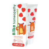 Детска гел-паста за зъби natural 6+  50 мл Bilka 10297