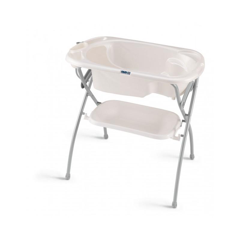 Комплект вана и стойка Kit Bingo, бяла  103103