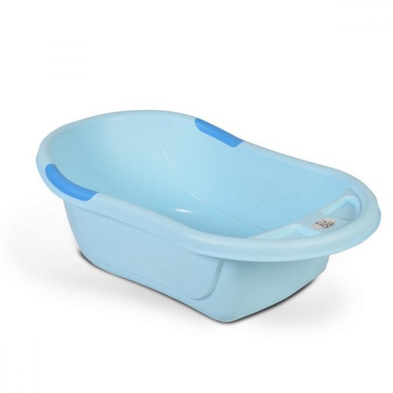Комфортна санитарна вана Lilly за бебета, синя  103112