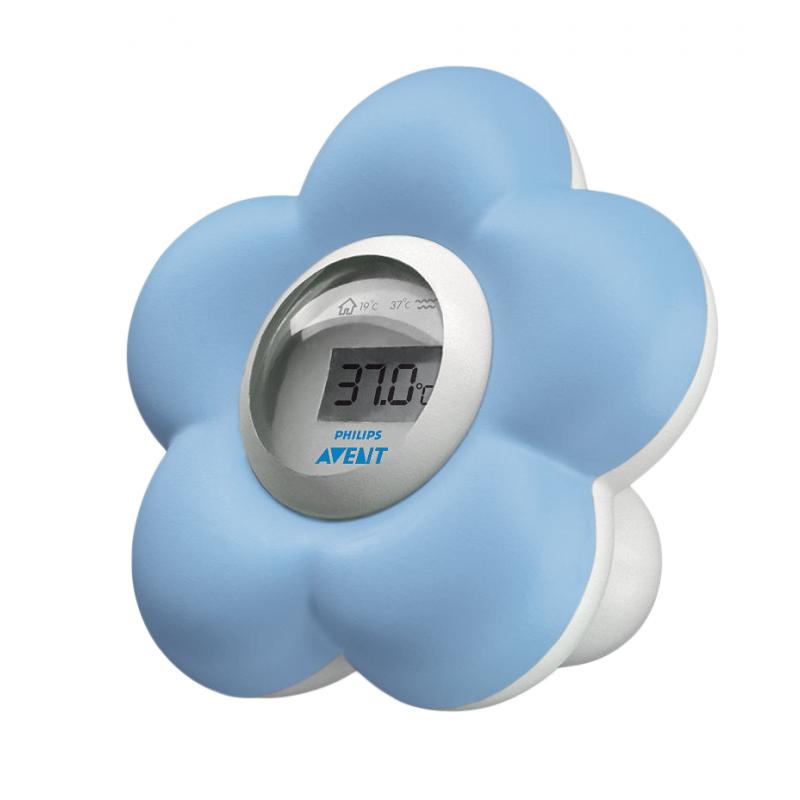 Дигитален термометър за стая и вана  10411
