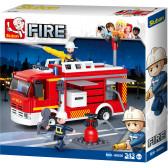 Противопожарен камион Sluban 10470