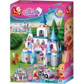 Детски замък за игра Sluban 10474