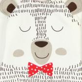 Памучна блуза с дълъг ръкав за бебе - унисекс Boboli 105 4