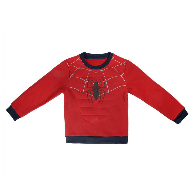 Суитчър за момче Spider Man за момче червен  1053
