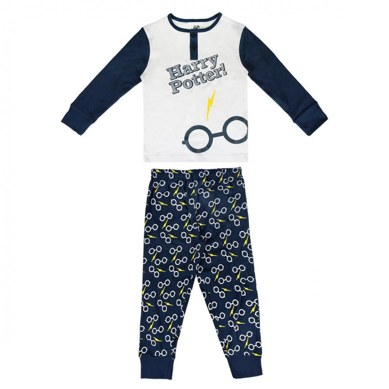 Пижама за момче с мотиви от поредицатаХари Потър  1057