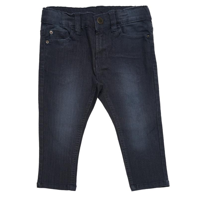 Панталон за момче с копче на талията  105899
