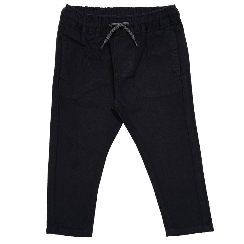 Панталон с ластик и връзки за момче  105903
