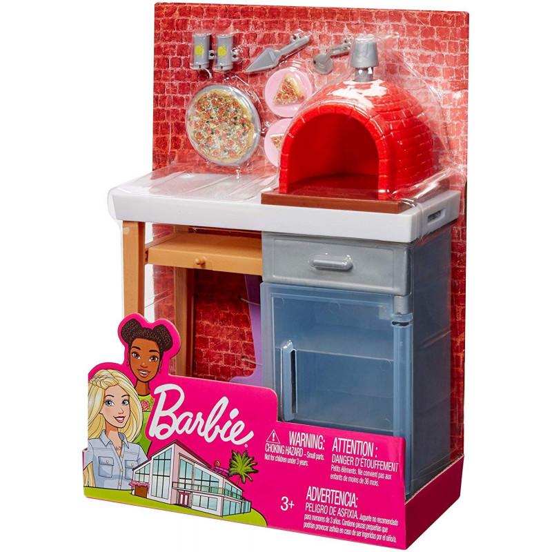 Барби игрален комплект мебели за градината асорт. за момиче  106167