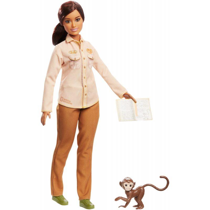 Кукла Барби пътешественик-изследовател за момиче  106182