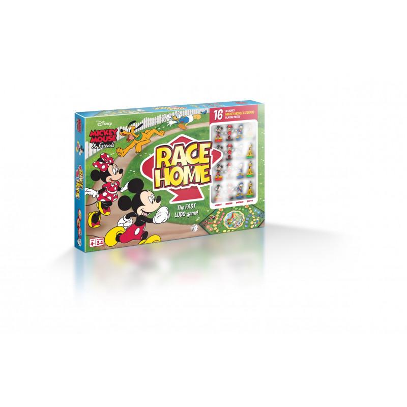 Игра настолна Mickey & Friends Race Home  106236