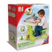 Детско бюро със стол Chicos 10638