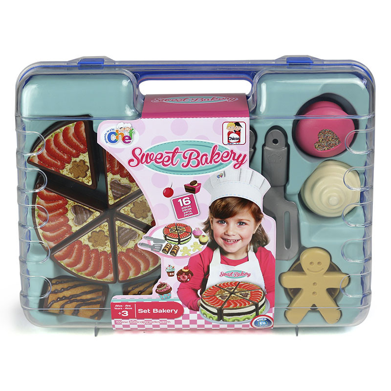 Комплект сладкиши в куфарче  10650