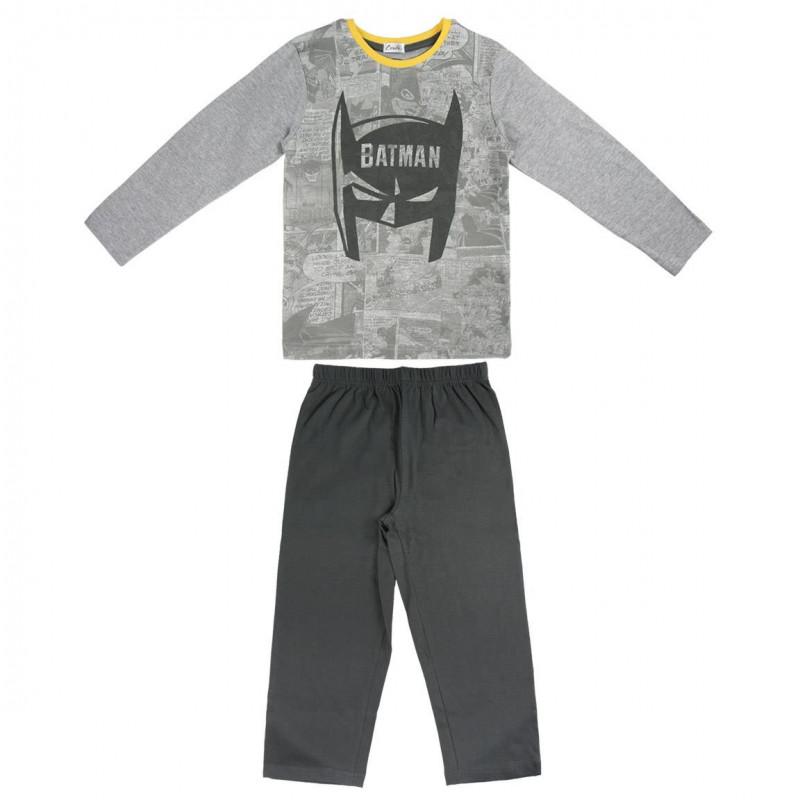 Пижама за момче с щампа от Батман  1067
