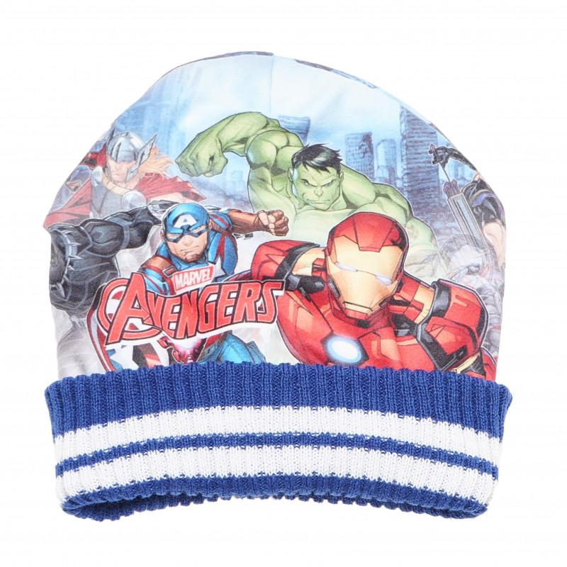 Шапка за момче с героите на Marvel  106712