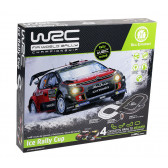 Аутобан с две колички ice rally cup WRC 10673