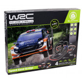 Аутобан с две колички speed road bridge WRC 10675