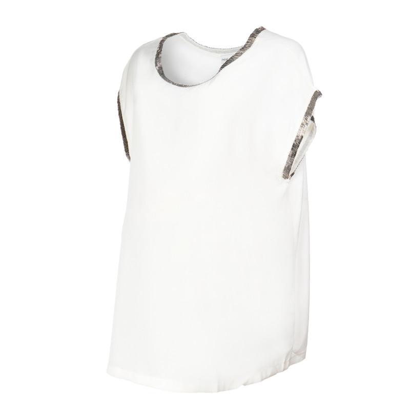 Блуза без ръкави за бременни  106937