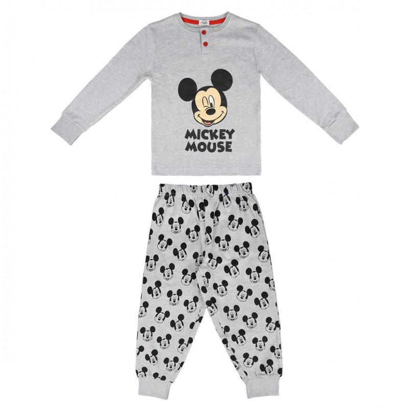 Памучна пижама за момче с мотиви Мики Маус  1077