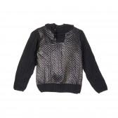 Пуловер за момче с качулка MC United 10798