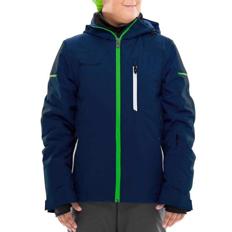 Ски яке за момче тъмно синьо  10894
