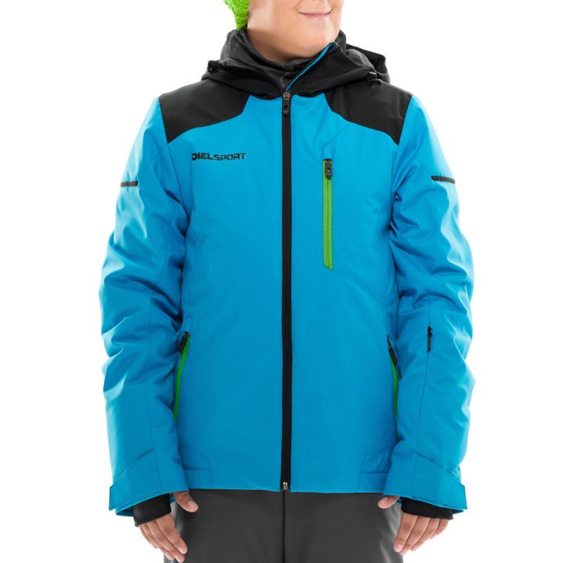 Ски яке за момче светло синьо  10896