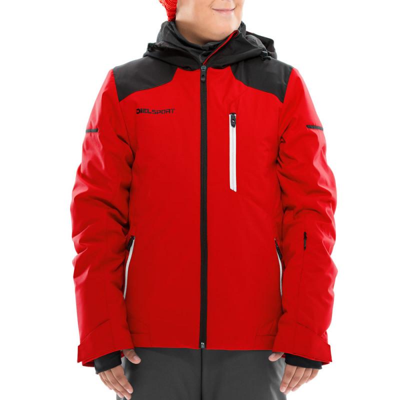 Ски яке за момче червено  10898