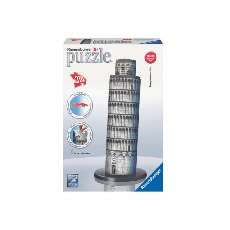 3D Пъзел Кулата в Пиза  11060