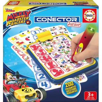 Детска игра мики и приятели състезатели Educa 11095