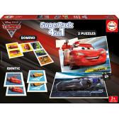 Комплект образователни игри Cars 11104