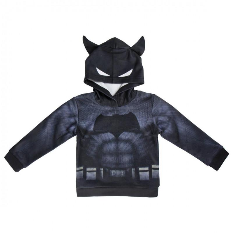 Суитчър Batman за момче, черен  1111