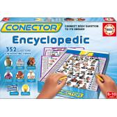 Логическа игра енциклопедия Educa 11115