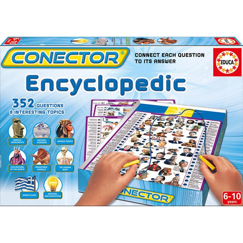 Логическа игра енциклопедия  11115